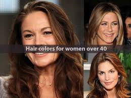 current hairstyles for women in their 40s best hair colors for women over 40 hairstyle for women