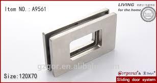 glass door pull handle rectangular flush pull handle for glass door buy rectangular