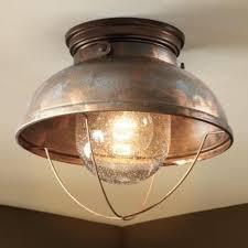 surface mount ceiling fan rustic flush mount ceiling lights salodinfo com