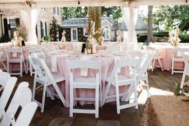 white wedding chairs best puff un stuff venues garden theatre and roper ballroom pic of