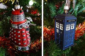 doctor who tree decorations a closer look merchandise guide