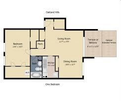 One Bedroom Apartment Living Room Ideas Oakland Hills Apartments Rentals Arnold Md Apartments Com
