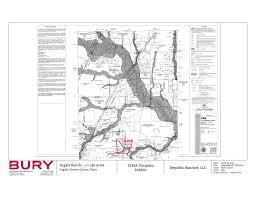 Map Of Denton County Argyle Development Property 130 Acres