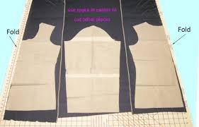 pattern layout on fabric pattern cutting fitting a pattern when you re short on fabric