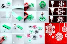 diy paper medallions miniaturized u0026 diy paper snowflakes here to
