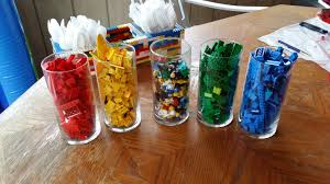 cheap lego birthday party decorations