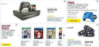 xbox one 1tb black friday xbox one games and bundles for black friday 2016 future game