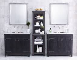 decoration ideas cool bathroom interior decorating ideas with remarkable bathroom decorating ideas with freestanding vanity cabinets design cozy black walnut wood bath vanity