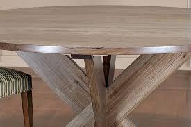 X Leg Dining Table Wayne Round U0027x U0027 Leg Messmate Hardwood Table Lifestyle Furniture