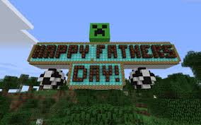 minecraft father u0027s day sign minecraft project