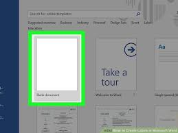 Label Printing Template 21 Per Sheet by How To Create Labels In Microsoft Word With Pictures Wikihow