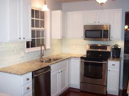 White Kitchen Cabinets Ideas For Countertops And Backsplash by Best 25 Small L Shaped Kitchens Ideas On Pinterest L Shaped