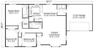 Lakefront Home Floor Plans Download Single Story Lakefront House Plans Adhome