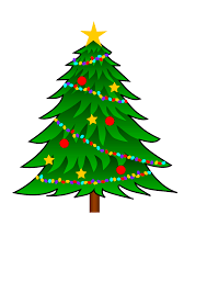 free christmas tree clip art clipart panda free clipart images