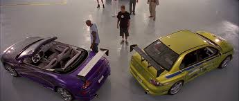eclipse mitsubishi fast and furious image roman admires the eclipse spyder gts png the fast and