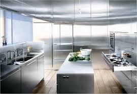 kitchen interior pictures spaces that shine steel copper in interior design urbanist