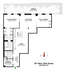 standard appliance floor plan symbols