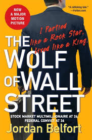 Bonfire Of The Vanities Sparknotes The Wolf Of Wall Street Movie Tie In Edition By Jordan Belfort