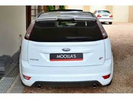 ford focus st 2011 for sale 2011 ford focus 2 5 st 5 door facelift auto for sale on auto