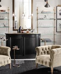 rh source books parisian brass topped bar and 1930 s french basements