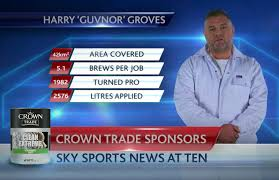 crown paints scores sky sports news tv deal pdn