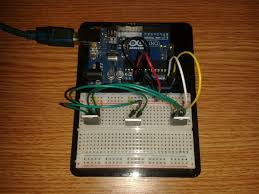 read temperatures using i2c tc04 sensors and arduino