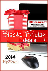 office depot office max 2014 black friday deals hip2save