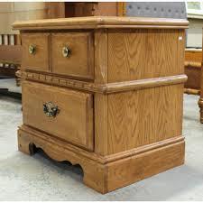 nightstand splendid palliser furniture oak nightstand upscale