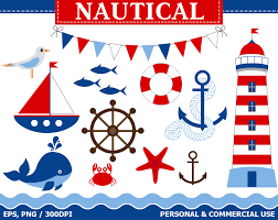 buy clipart nautical images clip buy 1 get 1 free digital nautical clip