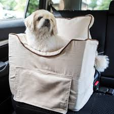snoozer luxury console pet car booster seat small hayneedle