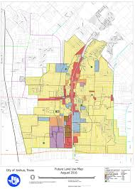 Texas City Map The City Of Joshua Texas Economic Development Corporation Maps