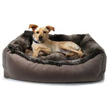 dog nesting bed dog beds luxury pet beds muttropolis