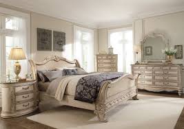 King Size Bedroom Furniture With Marble Tops Marble Top Bedroom Set Cherry Finish Mediterranean Classic 5pc