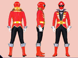 image red super megaforce ranger form jpg power rangers wiki