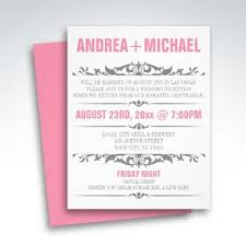 32 best wedding invites images on pinterest reception only