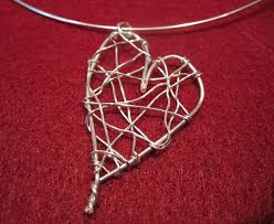 wire jewelry necklace images 15 wire jewelry designs that will inspire you to make your own jpg
