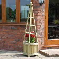 grange trellis obelisk