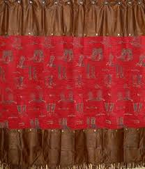 Cowhide Shower Curtain Best 25 Western Shower Curtains Ideas On Pinterest Apartments