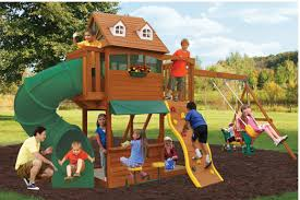 Big Backyard Swing Set Toys R Us Big Backyard Rosedale Swingset Installer Nj Pa De Md