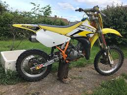 suzuki rm85 fabulous condition in kingswood bristol gumtree