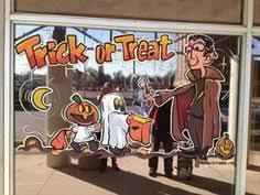 Thanksgiving Window Paintings Window Painting Christmas Window Painting By Colour My Walls