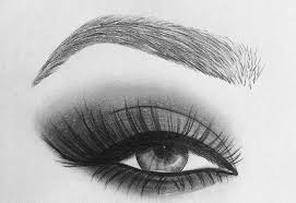 how to draw a eye with makeup makeup daily