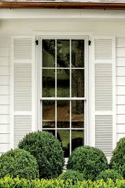 Tv In Front Of Window by Stylish Window Shutters Southern Living