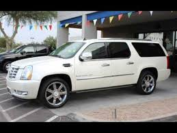 2008 cadillac escalade esv awd for sale in az