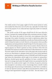 writing of research paper writing an eff ective results section springer writing a biomedical research paper writing a biomedical research paper