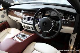 rolls royce ghost interior 2015 rolls royce ghost series ii launched at rs 4 5 crore shifting gears