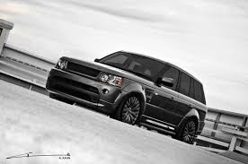 land rover kahn 2011 range rover sport military edition by kahn design