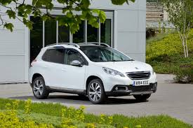 peugeot 2008 crossover 100 000th peugeot 2008 rolls off the production line already
