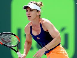 Seeking Miami Miami Sunday Kerber Halep Seeking Of 16 Spots Wta Tennis