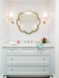 Unique Bathroom Mirror Frame Ideas 25 Best Transitional Bathroom Mirrors Ideas On Pinterest Grey